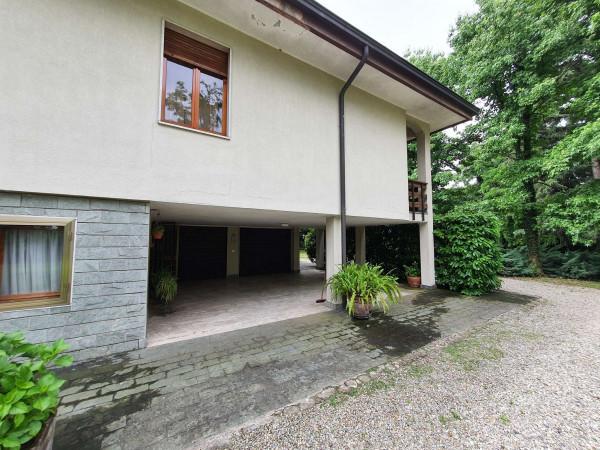 Villa in vendita a Monte Cremasco, Residenziale, Con giardino, 1070 mq - Foto 34