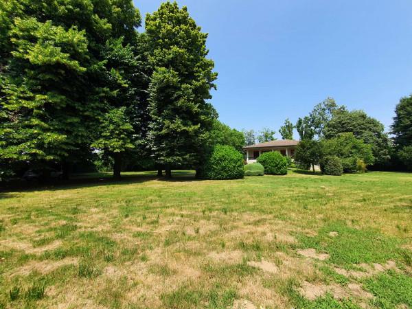 Villa in vendita a Monte Cremasco, Residenziale, Con giardino, 1070 mq - Foto 28