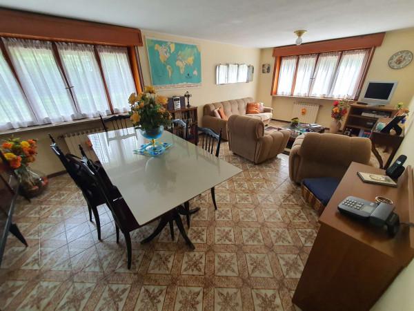 Villa in vendita a Monte Cremasco, Residenziale, Con giardino, 1070 mq - Foto 50