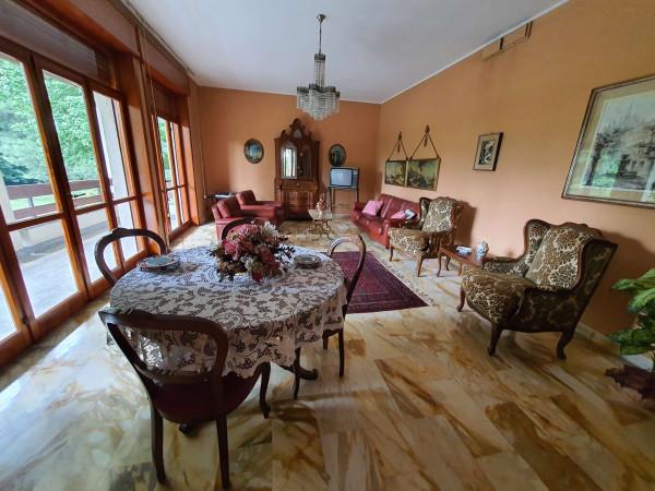 Villa in vendita a Monte Cremasco, Residenziale, Con giardino, 1070 mq - Foto 59