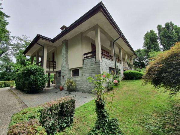 Villa in vendita a Monte Cremasco, Residenziale, Con giardino, 1070 mq - Foto 61