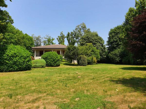 Villa in vendita a Monte Cremasco, Residenziale, Con giardino, 1070 mq - Foto 31