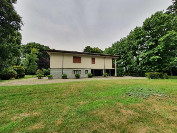 Villa in vendita a Monte Cremasco, Residenziale, Con giardino, 1070 mq - Foto 43