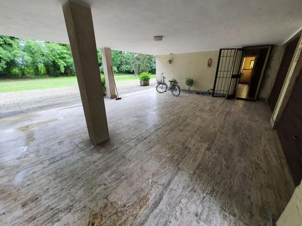 Villa in vendita a Monte Cremasco, Residenziale, Con giardino, 1070 mq - Foto 44