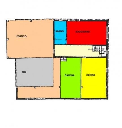 Villa in vendita a Monte Cremasco, Residenziale, Con giardino, 1070 mq - Foto 2