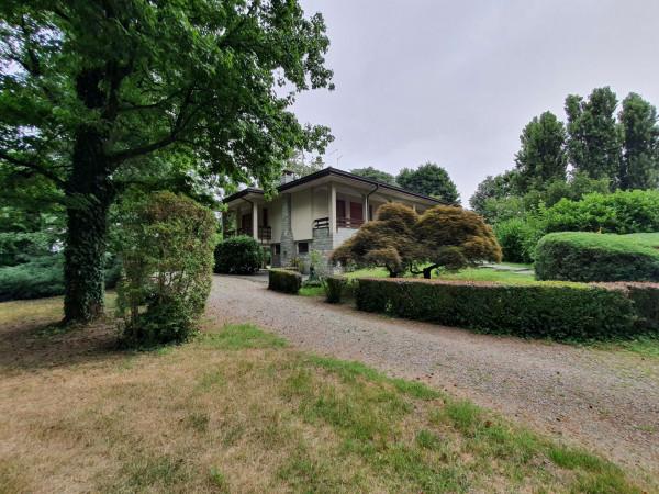 Villa in vendita a Monte Cremasco, Residenziale, Con giardino, 1070 mq - Foto 22