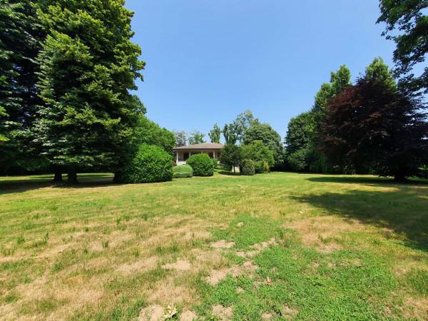 Villa in vendita a Monte Cremasco, Residenziale, Con giardino, 1070 mq - Foto 29