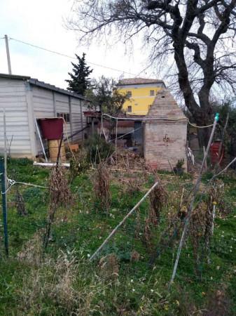 Rustico/Casale in vendita a Macerata, Urbisaglia, Arredato, 300 mq - Foto 4
