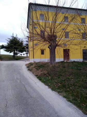 Rustico/Casale in vendita a Macerata, Urbisaglia, Arredato, 300 mq - Foto 1