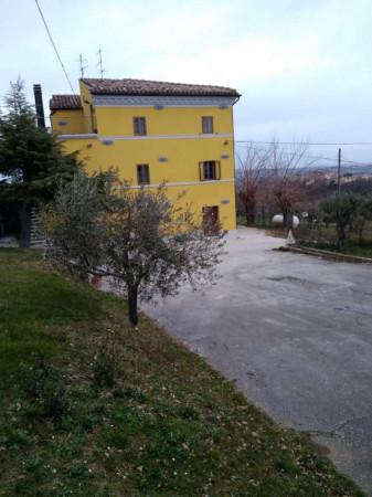 Rustico/Casale in vendita a Macerata, Urbisaglia, Arredato, 300 mq - Foto 8