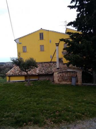 Rustico/Casale in vendita a Macerata, Urbisaglia, Arredato, 300 mq - Foto 3