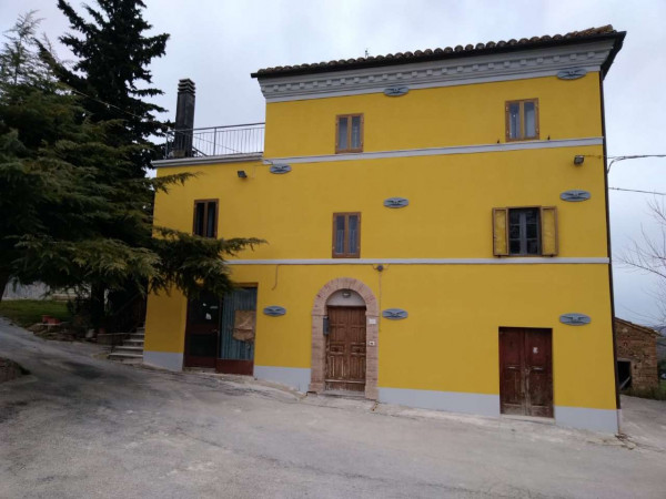 Rustico/Casale in vendita a Macerata, Urbisaglia, Arredato, 300 mq - Foto 6