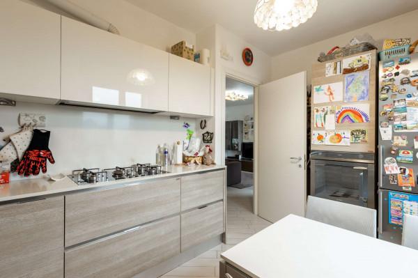 Appartamento in vendita a Milano, Ripamonti, Con giardino, 90 mq - Foto 14