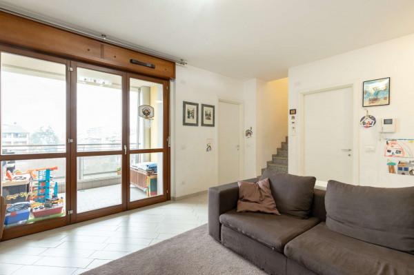 Appartamento in vendita a Milano, Ripamonti, Con giardino, 90 mq