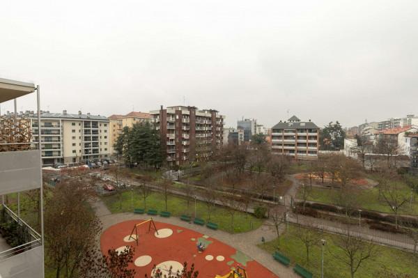 Appartamento in vendita a Milano, Ripamonti, Con giardino, 90 mq - Foto 5