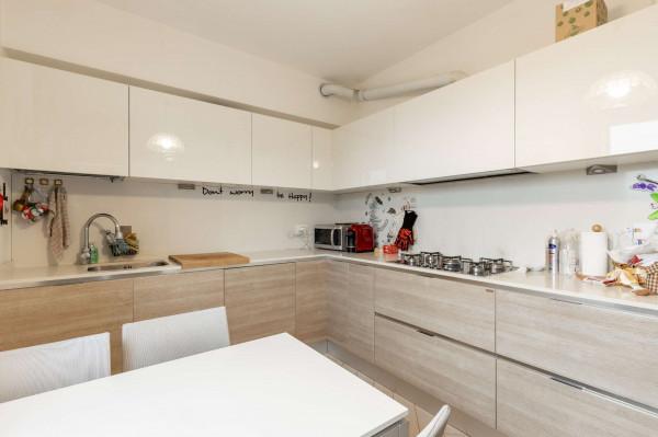 Appartamento in vendita a Milano, Ripamonti, Con giardino, 90 mq - Foto 15