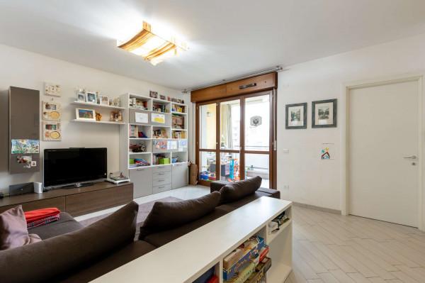 Appartamento in vendita a Milano, Ripamonti, Con giardino, 90 mq - Foto 20