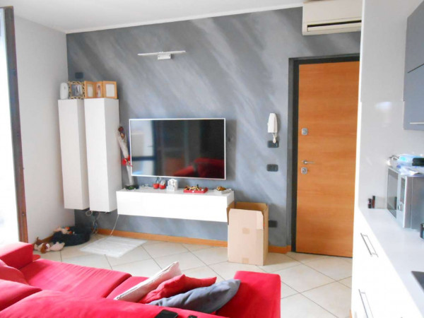 Appartamento in vendita a Monte Cremasco, Residenziale, Con giardino, 93 mq