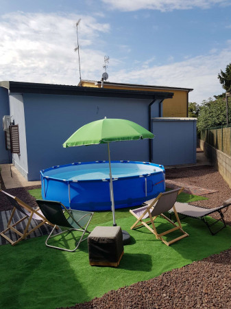 Villa in vendita a Pandino, Residenziale, Con giardino, 140 mq - Foto 88