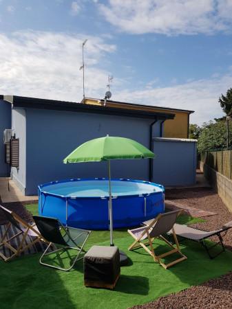 Villa in vendita a Pandino, Residenziale, Con giardino, 140 mq - Foto 24
