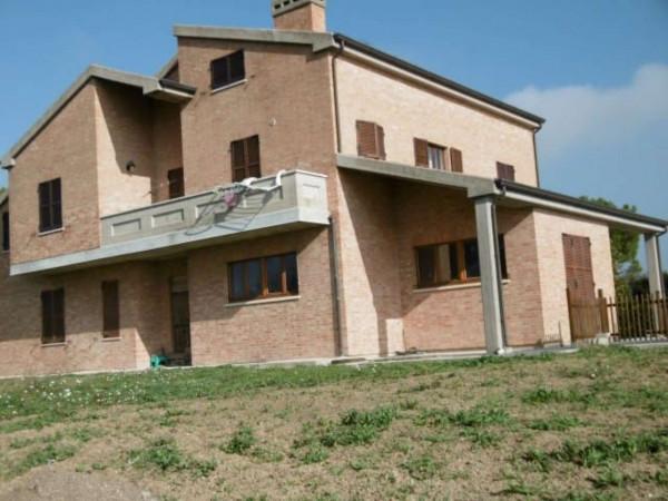 Villa in vendita a Morrovalle, Arredato, con giardino, 400 mq - Foto 1