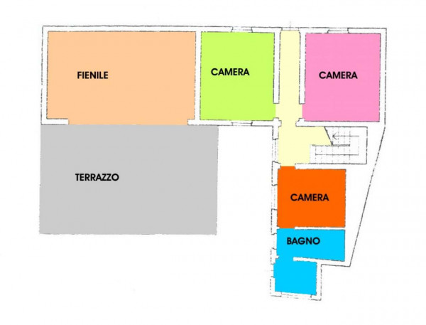 Casa indipendente in vendita a Gombito, Residenziale, Con giardino, 412 mq - Foto 2