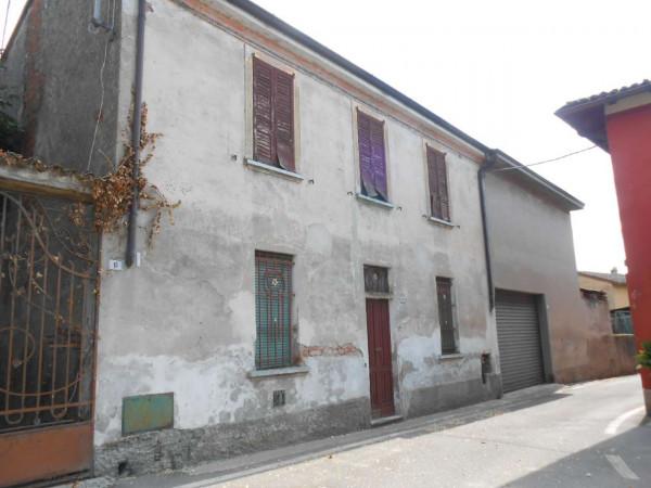 Casa indipendente in vendita a Gombito, Residenziale, Con giardino, 412 mq - Foto 1
