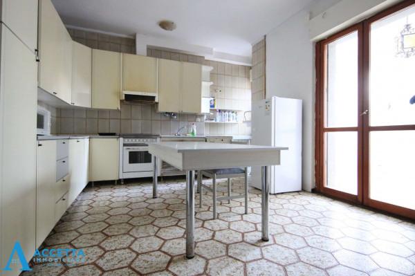 Appartamento in vendita a Taranto, Lama, Con giardino, 130 mq - Foto 14