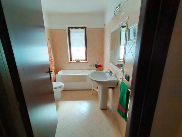 Villa in vendita a Lariano, Quarantola, Arredato, con giardino, 120 mq - Foto 5