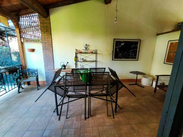 Villa in vendita a Lariano, Quarantola, Arredato, con giardino, 120 mq - Foto 12