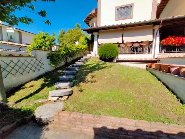 Villa in vendita a Lariano, Quarantola, Arredato, con giardino, 120 mq - Foto 16