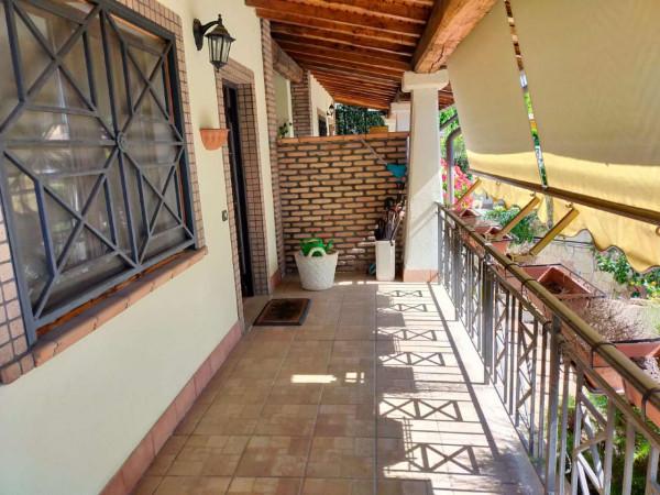Villa in vendita a Lariano, Quarantola, Arredato, con giardino, 120 mq - Foto 3
