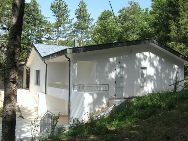 Villa in vendita a Sant'Eufemia a Maiella, Centro, Con giardino, 300 mq - Foto 24