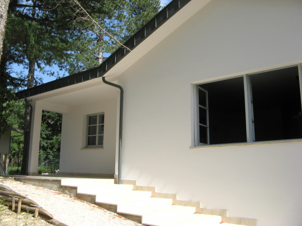 Villa in vendita a Sant'Eufemia a Maiella, Centro, Con giardino, 300 mq - Foto 20