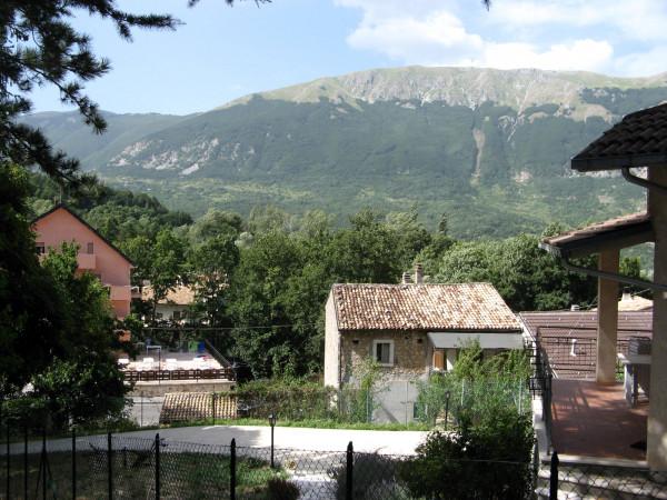 Villa in vendita a Sant'Eufemia a Maiella, Centro, Con giardino, 300 mq - Foto 6