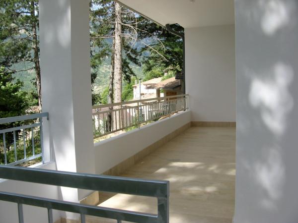 Villa in vendita a Sant'Eufemia a Maiella, Centro, Con giardino, 300 mq - Foto 23
