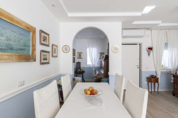Villetta a schiera in vendita a Roma, Torrino Mezzocammino, Con giardino, 130 mq - Foto 21