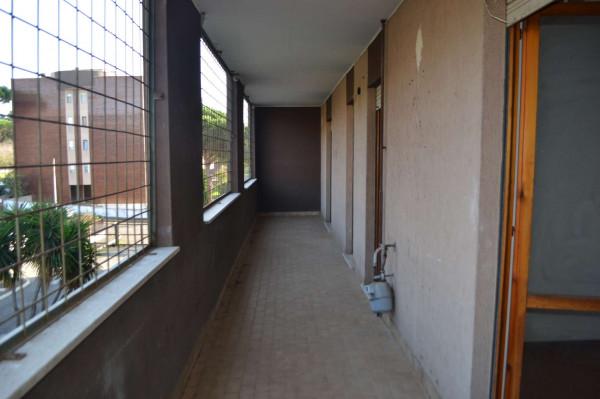 Appartamento in vendita a Roma, Dragoncello - Acilia, Con giardino, 90 mq - Foto 10