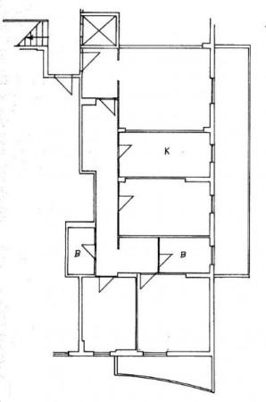 Appartamento in vendita a Roma, Dragoncello - Acilia, Con giardino, 120 mq - Foto 2