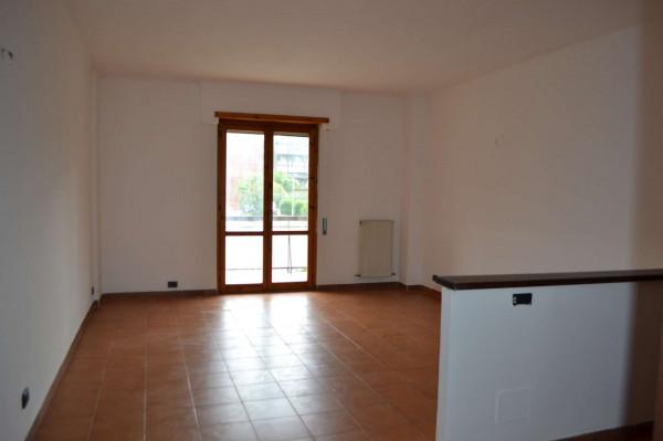 Appartamento in vendita a Roma, Dragoncello - Acilia, Con giardino, 120 mq