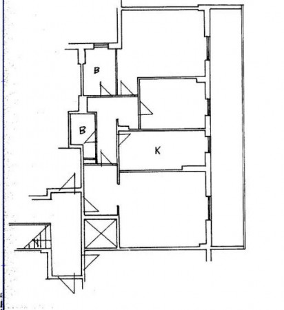 Appartamento in vendita a Roma, Dragoncello, Con giardino, 90 mq - Foto 2