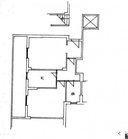 Appartamento in vendita a Roma, Dragoncello, Con giardino, 70 mq - Foto 2