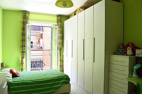 Appartamento in vendita a Roma, Tuscolano Quadaro Porta Furba, 90 mq - Foto 4