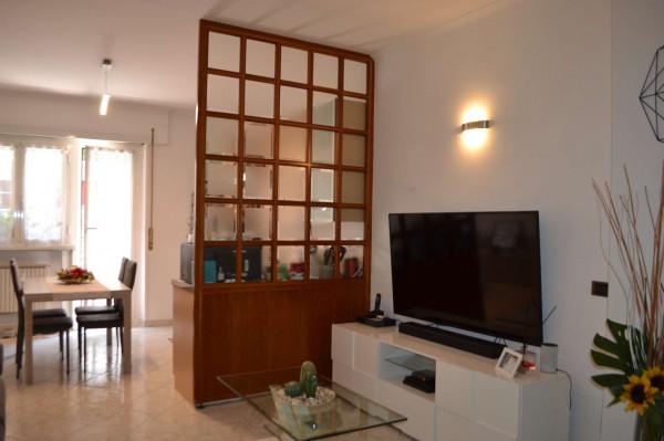 Appartamento in vendita a Roma, Tuscolano Quadaro Porta Furba, 90 mq - Foto 19