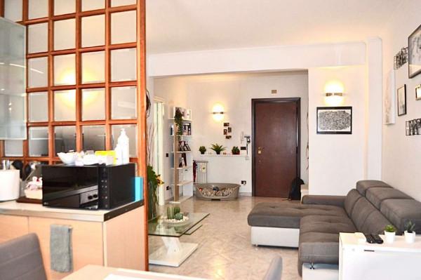 Appartamento in vendita a Roma, Tuscolano Quadaro Porta Furba, 90 mq - Foto 7