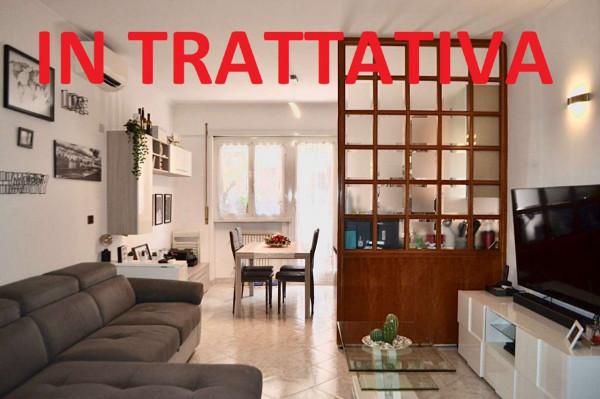 Appartamento in vendita a Roma, Tuscolano Quadaro Porta Furba, 90 mq