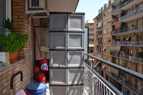Appartamento in vendita a Roma, Tuscolano Quadaro Porta Furba, 90 mq - Foto 14