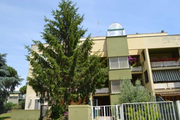 Appartamento in vendita a Roma, Dragoncello, Con giardino, 110 mq - Foto 2