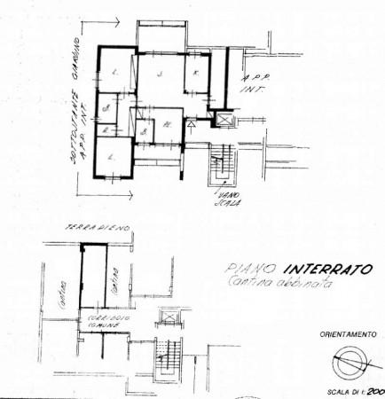 Appartamento in vendita a Roma, Dragoncello, Con giardino, 110 mq - Foto 20