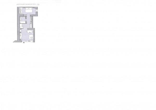 Appartamento in vendita a Milano, Ripamonti, 52 mq - Foto 2